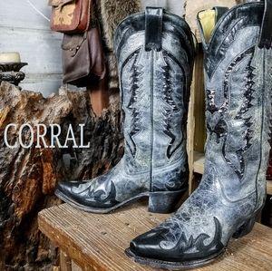 Corral cowboy boots 7M